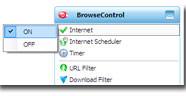 BrowseControl 5.2 screenshot