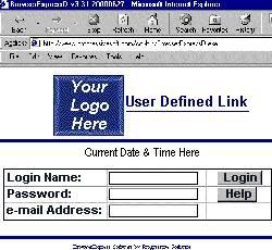 BrowserExpress 5.03 screenshot