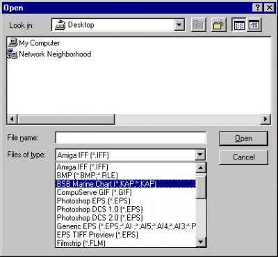 BSB Import 1.0 screenshot