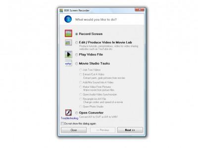 BSR Screen Recorder 6.1.7 screenshot