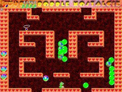 Bubble Bobble Nostalgie Mac Edition 2.9 screenshot