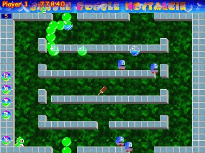 Bubble Bobble Nostalgie 2.7 screenshot