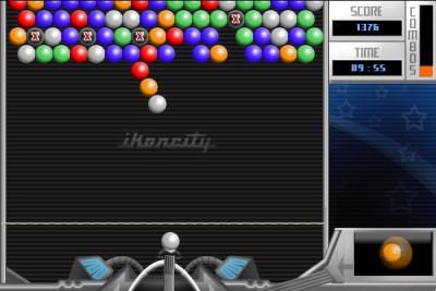 BubblePop Deluxe 1.0 screenshot