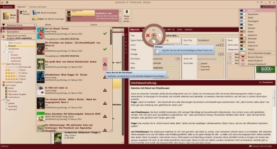 Bucharchiv v3 3.00.351 screenshot
