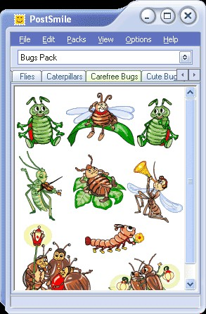 Bugs Images Collection 6.7 screenshot