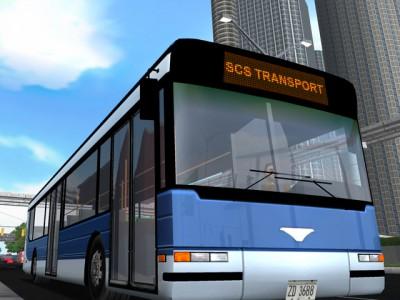 Bus Driver 1.5a screenshot