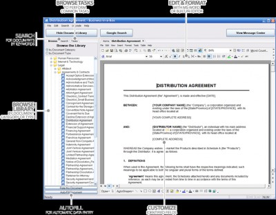 Business-in-a-Box (Mac Version) 5.0.4 screenshot