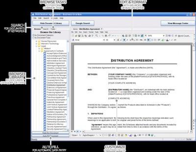 Business-in-a-Box 5.0.5 screenshot