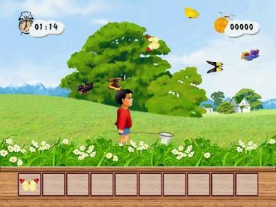 Butterfly Hunt 1.35.25 screenshot