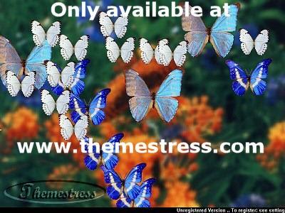Butterfly Morning 1 screenshot