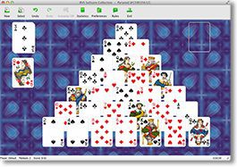 BVS Solitaire Collection for Mac 1.9 screenshot