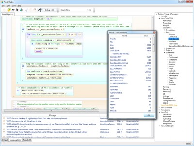 C# Parser and CodeDOM 6.0 screenshot