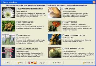 Cactus Emulator 2.01 screenshot