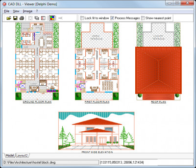 CAD DLL 14 screenshot