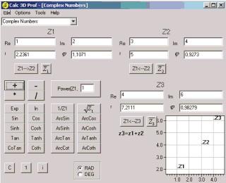 Calc 3D Pro 2.1.10 screenshot