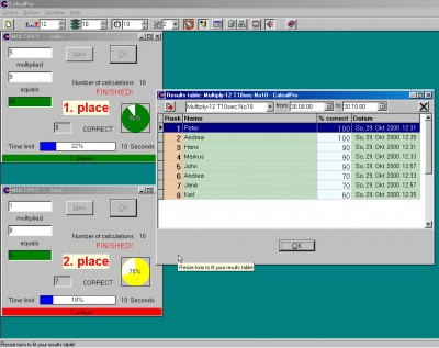 CalculPro 1.2.1 screenshot