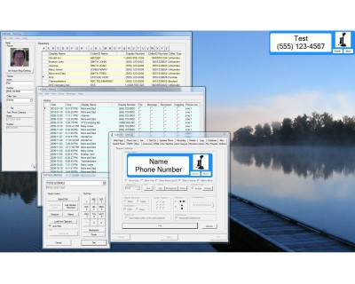 CallClerk Caller ID Software 5.8.11 screenshot