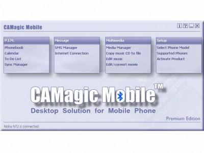 CAMagic Mobile 3.1 screenshot