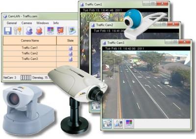CamLAN 5.0.0.0 screenshot