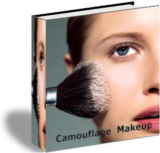 Camouflage Makeup 5.8 screenshot