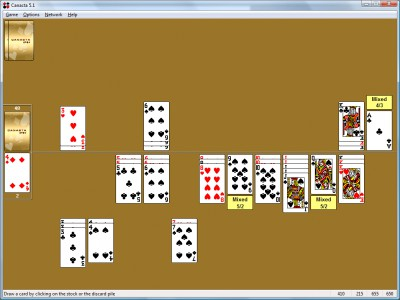 Canasta for Windows 5.2.1 screenshot