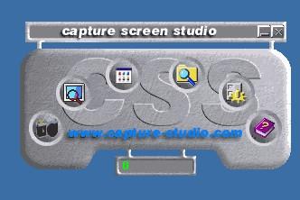 Capture Screen Studio 3.6.2.1 screenshot