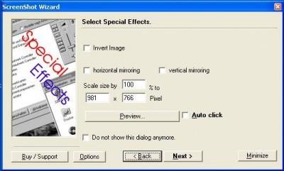 Capture ScreenShot Pro 13 screenshot