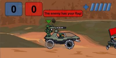 Capture the Flag Halo 1.00 screenshot