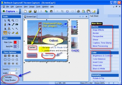 CaptureXT Screen Capture 3.0.3 screenshot