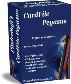 CardFile Pegasus 6.0 screenshot