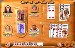 CardGameCentral Games - Canasis 2.6.6 screenshot