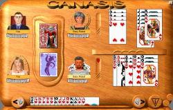 CardGameCentral Games - Canasis 2.6.6 screenshot