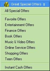 CashSurfers ToolBar 1.10 screenshot