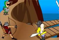 Castle Defender Screensaver Game 1.0 screenshot