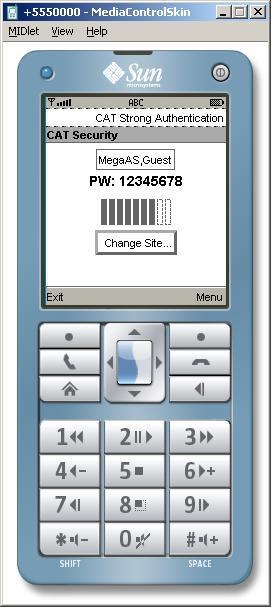 CAT Passwords Manager 4.0 screenshot