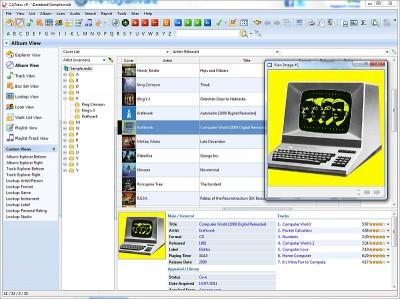 CATraxx 9.48 screenshot