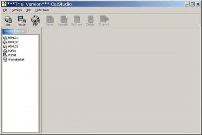 CatStudio Catalog Publishing Software 3.2.2 screenshot