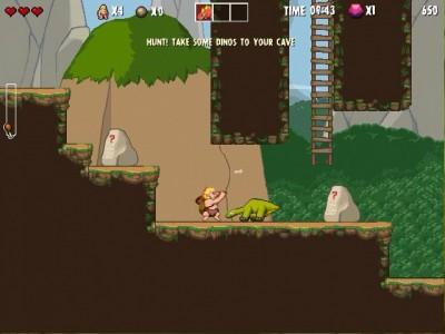 CaveDays 1.1 screenshot