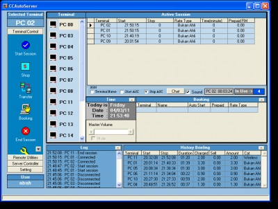 CCAutoSoft 3.1.1 screenshot