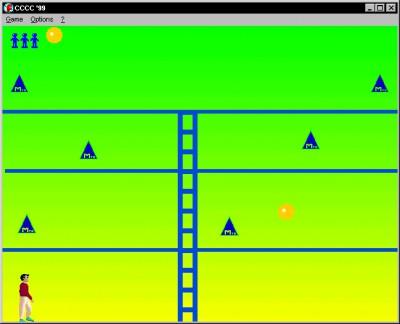CCCC '99 2.5 screenshot