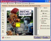 CD-Label und Cover Kopierer 1.1 screenshot