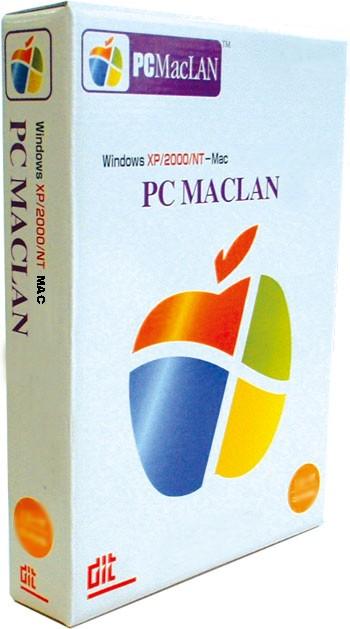 CFS PC MAC FILE INTERCHANGER 2011.1105 screenshot
