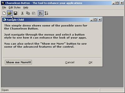 Chameleon Button 2.1.6 screenshot