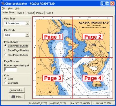 Chartbook Maker 1.7.0 screenshot