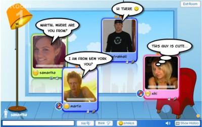 Chatablanca chat rooms 20 screenshot