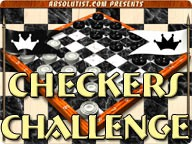 Checkers Challenge 1.0 screenshot