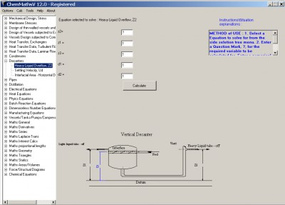 ChemMaths 17.4 screenshot