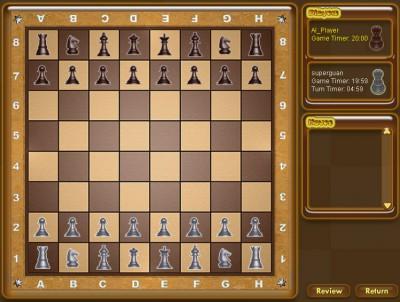 Chess Game 1.02 screenshot