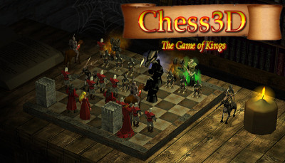 Chess3D 4.31 screenshot