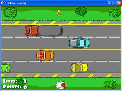 Chicken Crossing 1.0 screenshot